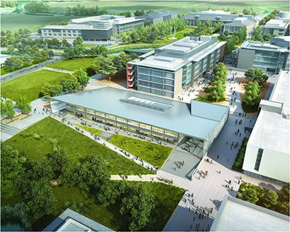 UC Merced's Strategic Approach to $1.3B Capital Needs