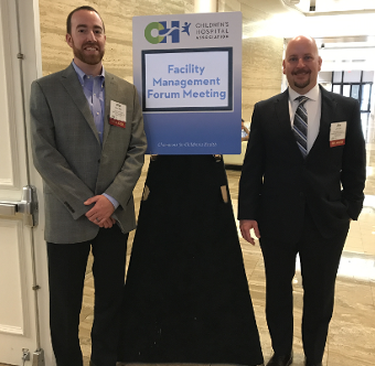Helbling Presents at Children's Hospital Association's Facilities Forum
