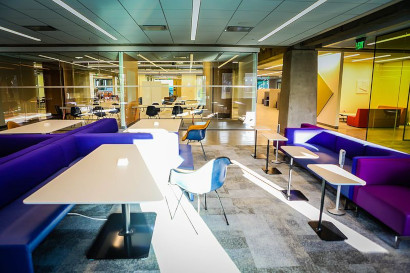 Modern Libraries in Higher Education ~ Functional & Cool