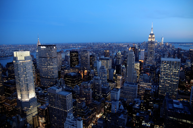 New York City Real Estate Market + Key Players