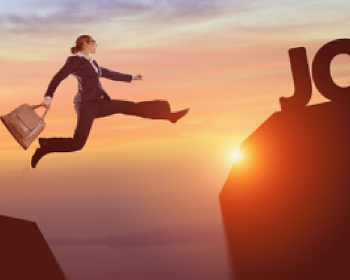 Mid-Career Candidates: Taking the Next Leap